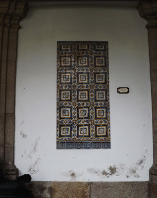 azulejos Biblioteca Municipal do Porto