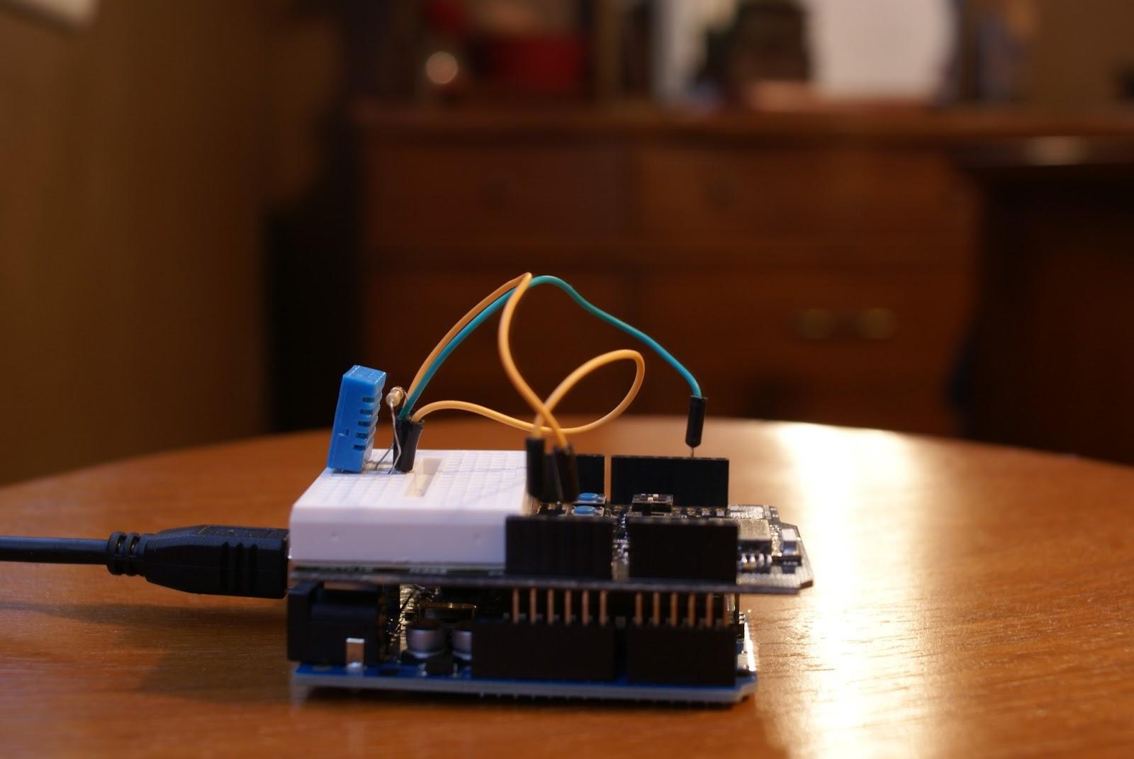 Jennifer's 365 Project: 1401/365 - Arduino-Powered Wireless