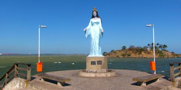 02 de Fevereiro: Dia de visitar o Píer de Iemanjá!