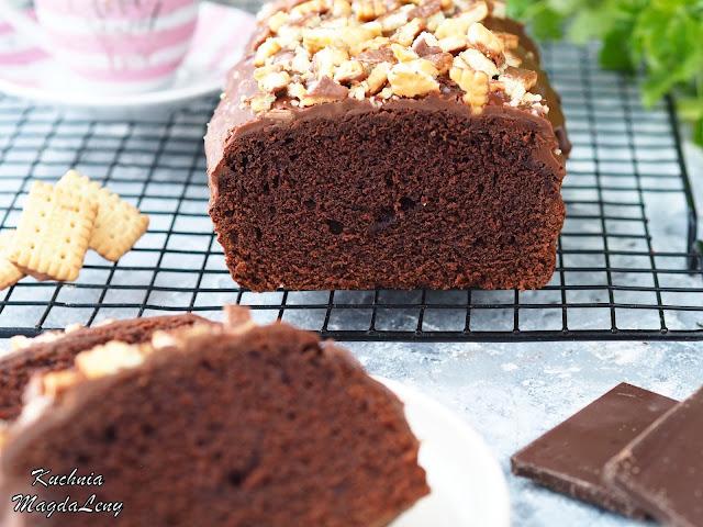 Budyniowe ciasto czekoladowe