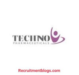Medical Representative At Techno Pharmaceuticals