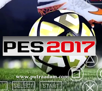 Download PES 2017 ISO Patch Army17 PPSSPP Android Special Liga Indonesia