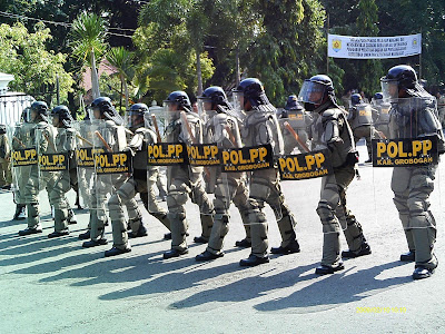 Satuan Polisi Pamong Praja