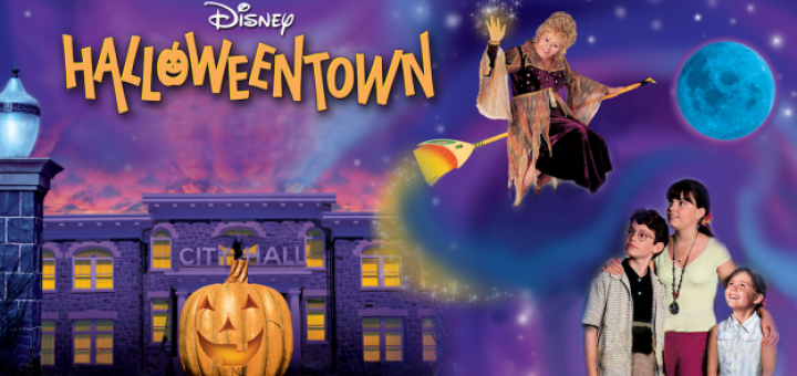 Halloweentown (1998) HDRip – 720p – Download – [Telugu + Tamil + Hindi + Eng] – 800MB – ESub