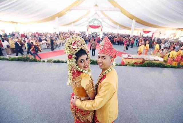 Resepsi Pernikahan Telah Diizinkan Kembali