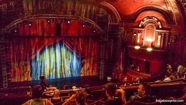 Dominium Theater, Londres