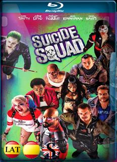 Escuadrón Suicida (2016) EXTENDED REMUX 1080P LATINO/ESPAÑOL/INGLES