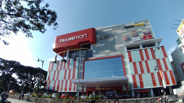 Transmart Malang Bisa Kulineran Sampai Pacu Adrenalin
