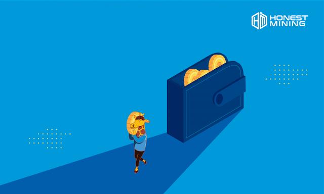 Cara Melakukan Penarikan Coin di Honest Mining