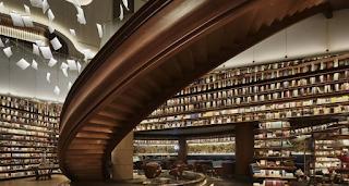 Κίνα: Το πιο εντυπωσιακό βιβλιοπωλείο του κόσμου που μοιάζει με γκαλερί τέχνης - ΕΙΚΟΝΕΣ