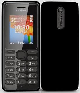 Cara Flashing Nokia 108 RM-499 Dual SIM