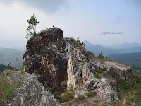 Gunung Kenong 'View landscape 180 derajat'