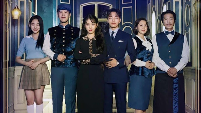 Download Drama Korea Hotel del Luna Batch Subtitle Indonesia