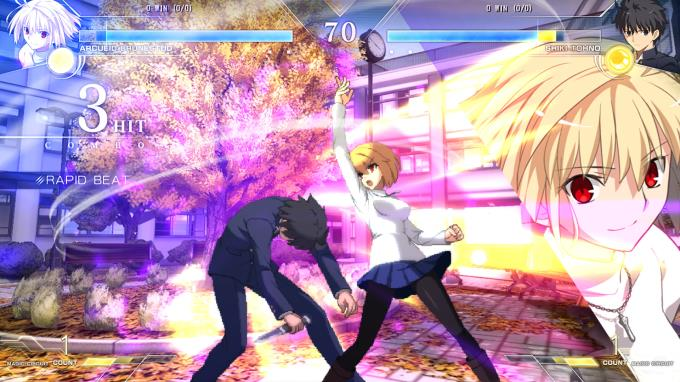 MELTY BLOOD: TYPE LUMINA Torrent Download