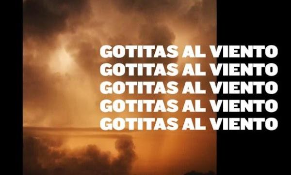 Lyrics Paula Cendejas – Gotitas al viento Letra