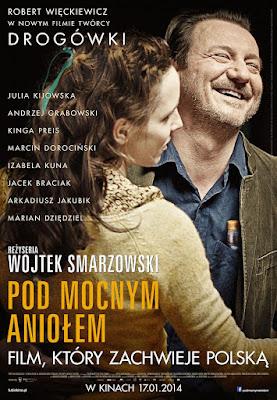pod mocnym aniołem recenzja filmu smarzowski więckiewicz jakubik