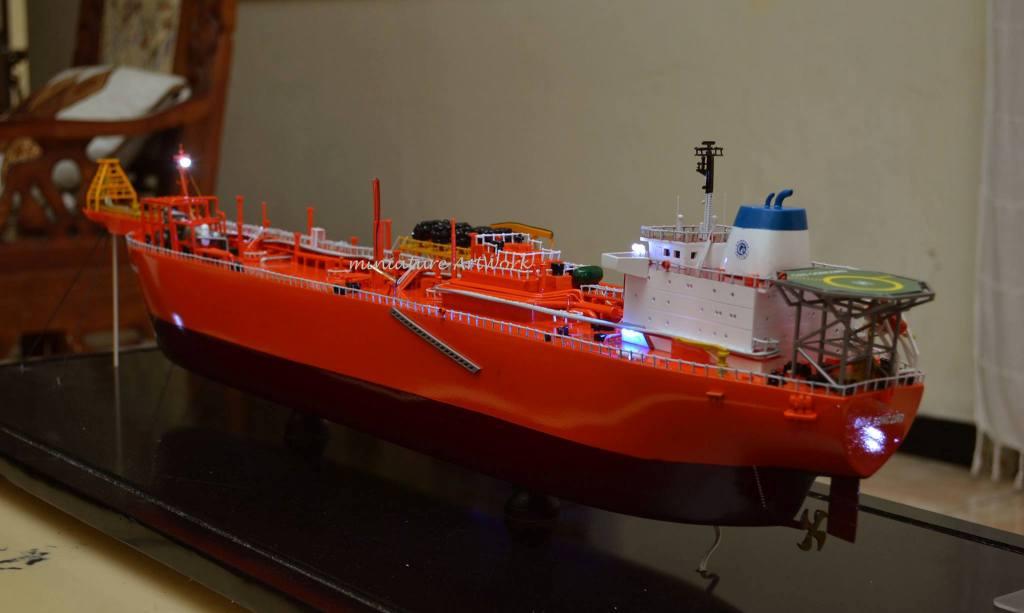desain sketsa miniatur kapal gas concord lpg vessel tanker offshore ship pt pertamina planet kapal rumpun artwork terbaik