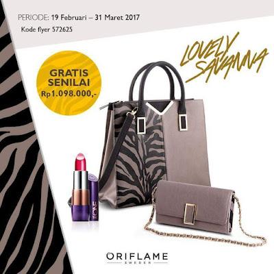 Join Oriflame Online Dari Rumah Maret 2017 Rp9900