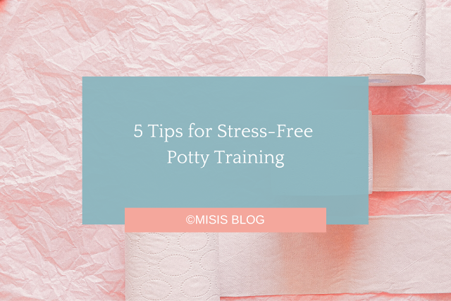 5 Tips for Stress-Free Potty Training