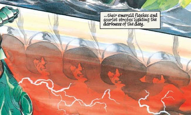 Kekuatan The Flash Earth-22 (Kingdom Come Flash)