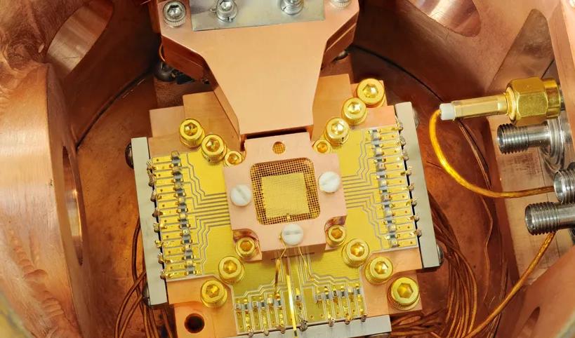 Quantum computer problems