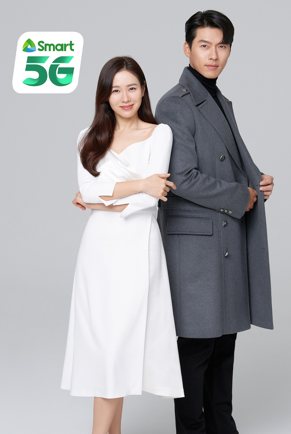 Smart launches new TVC starring CLOY's Hyun Bin, Son Ye Jin