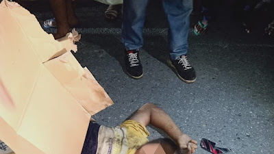 Kecelakaan Maut Terjadi di Jl Rangau Km.02