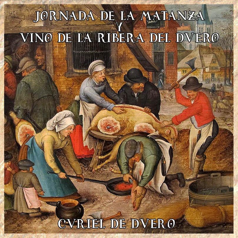 Resultado de imagen para curiel de Duero matanzas