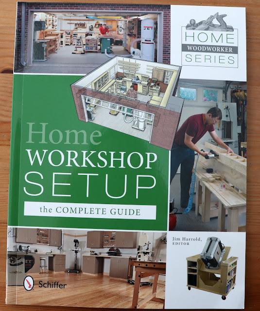 home workshop setup book