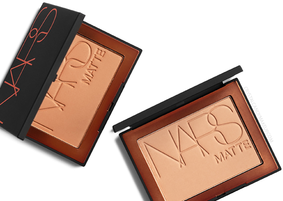 NARS Matte Bronzing Powders Review Photos Swatches Laguna Vallarta