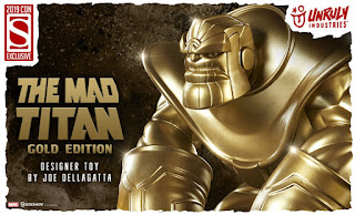 Sideshow SDCC 2019 Exclusives