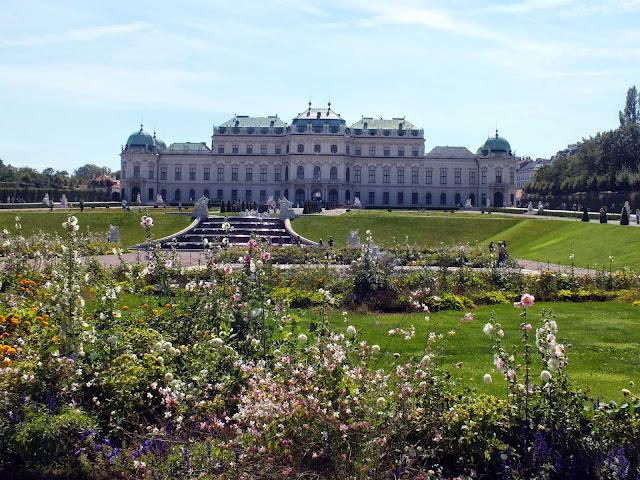 Escapada por Europa, Viena