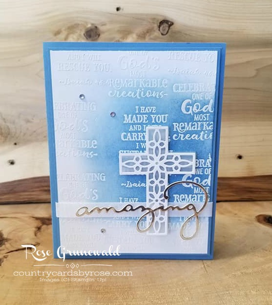 Country Cards by Rose: VOTE FOR ME - Love Theme