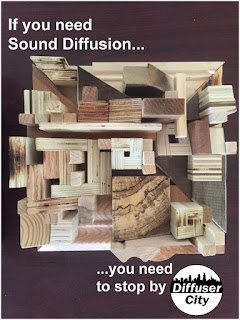 Need sound diffusion?
