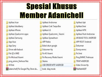 Spesial Khusus Member Adanichell