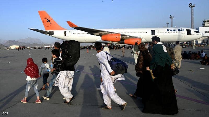 واشنطن: أجلينا 100 ألف شخص من أفغانستان في 13 يوما