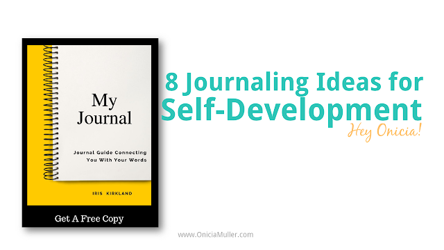 journaling ideas self development - iris kirkland