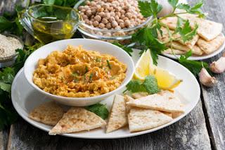Πάσχα:Νηστίσιμα φαγητά και συνταγές