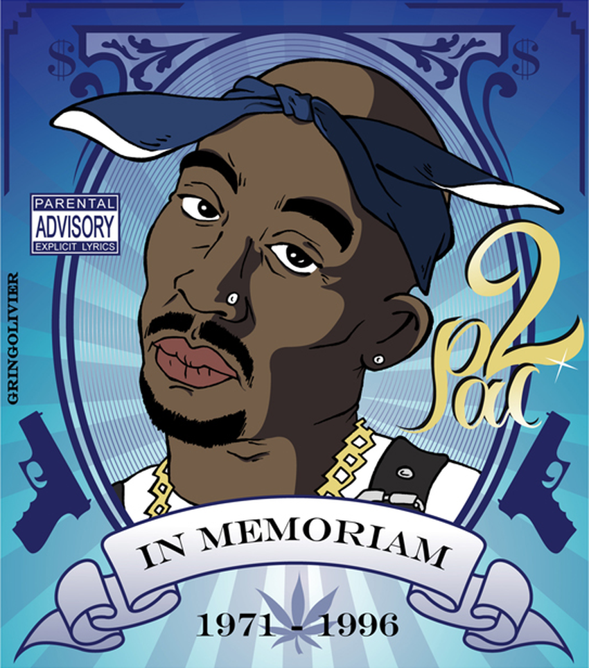 2Pac Tribute - The Return of Makaveli | 6 Stunden Tupac Shakur im Mixtape