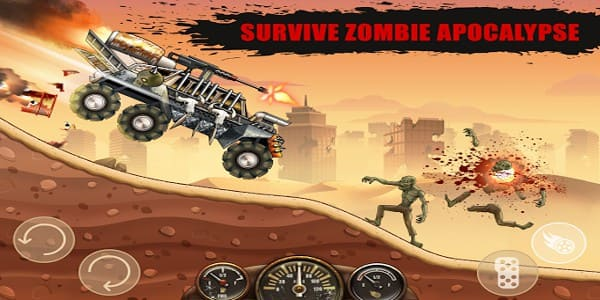 zombie hill racing