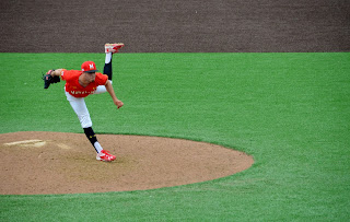 university of maryland pitcher