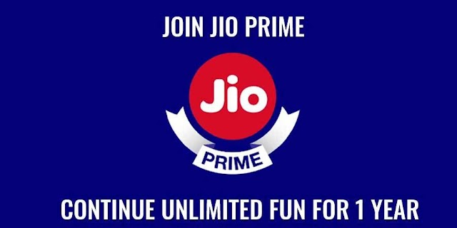 How to Renew Jio Prime Membership Upto March 2019 For Free Of cost