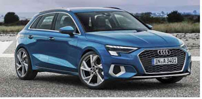 2021 New Audi A3 Saloon model and A3 Sportback arrive