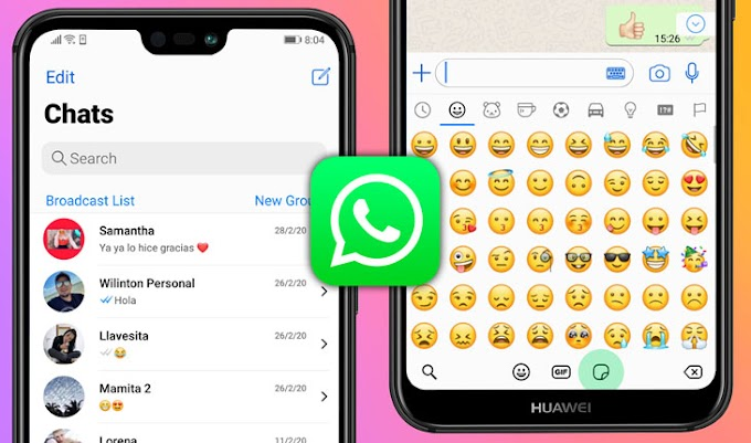 WhatsApp Estilo iPhone en Android 2020