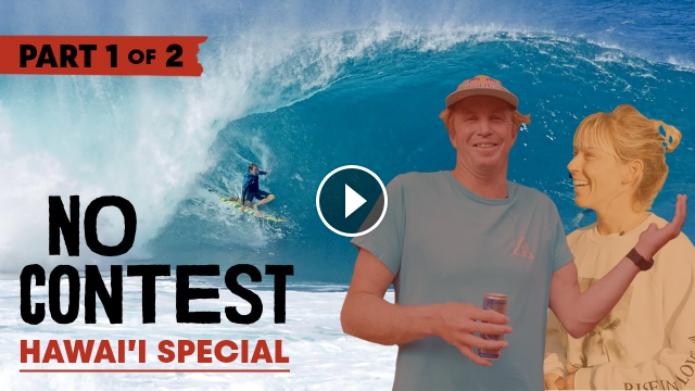 Discover Life Inside The World Surfing Tour Bubble NO CONTEST Hawai i 2021