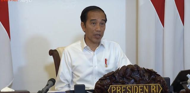 Angka Kematian Capai 6 Persen, 4 Provinsi Ini Dapat Perhatian Khusus Jokowi