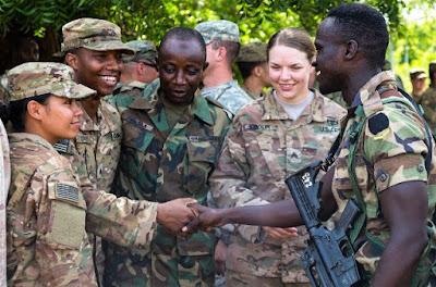 USA military agreement