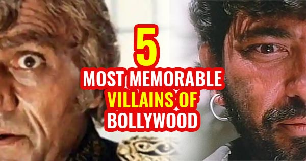 best villains of bollywood gabbar mogambo shakaal