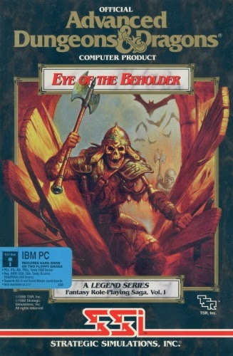 Jugar Eye of the Beholder
