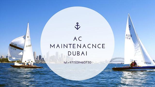 AC maintenance services in dubai